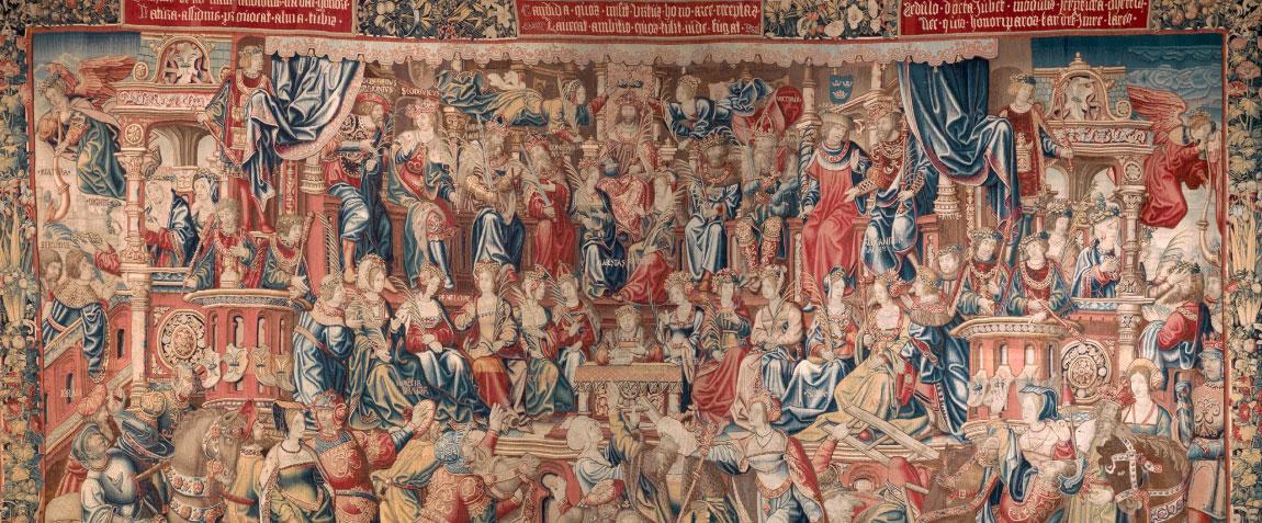 Congreso Internacional – Magnificencia y fasto de Carlos V a Felipe VI – Devenir de los tapices en la Historia