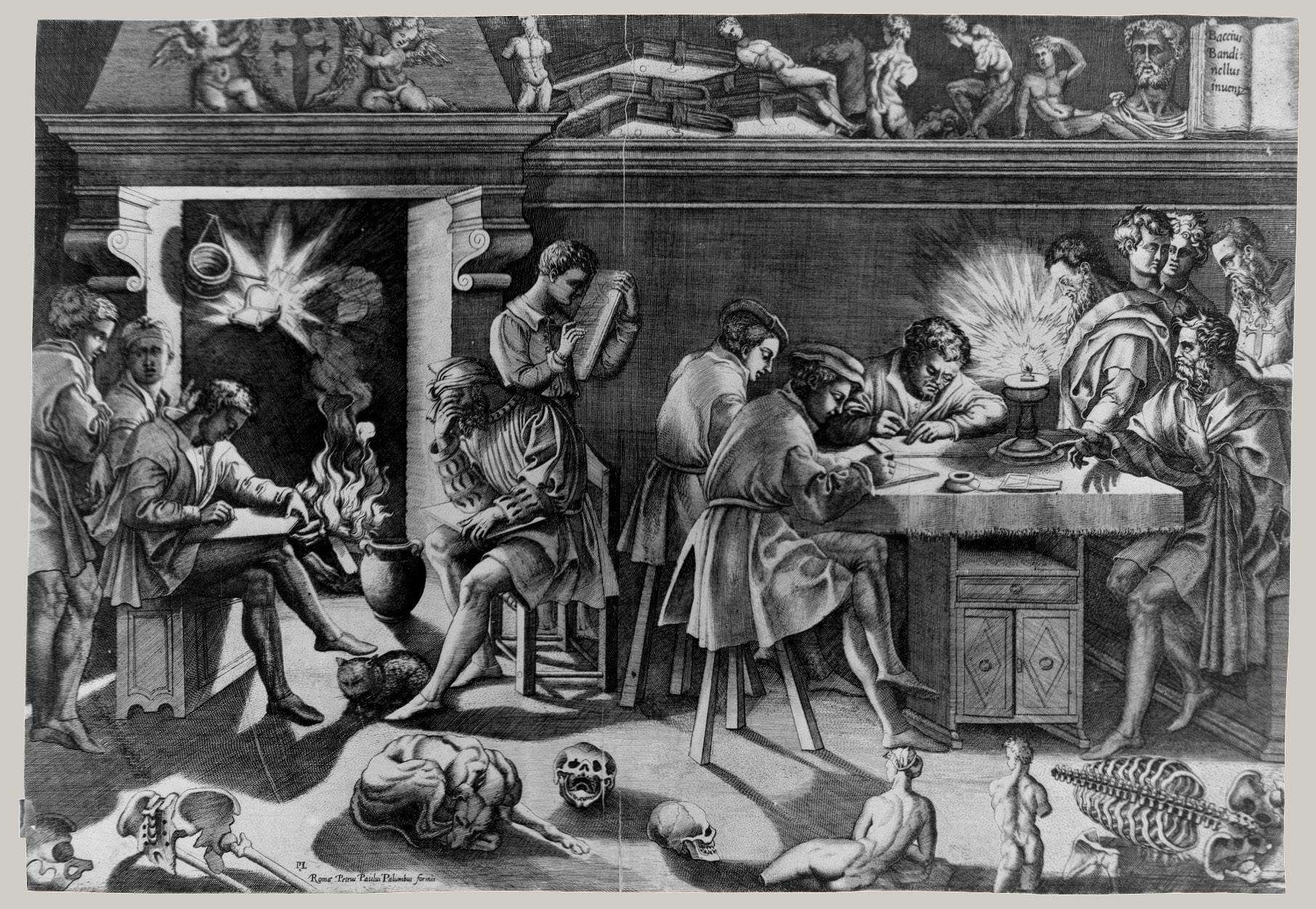 II Seminario Internacional ArtHist. Dibujo, pintura y escultura en los siglos XVI-XVIII. Nuevas aportaciones.