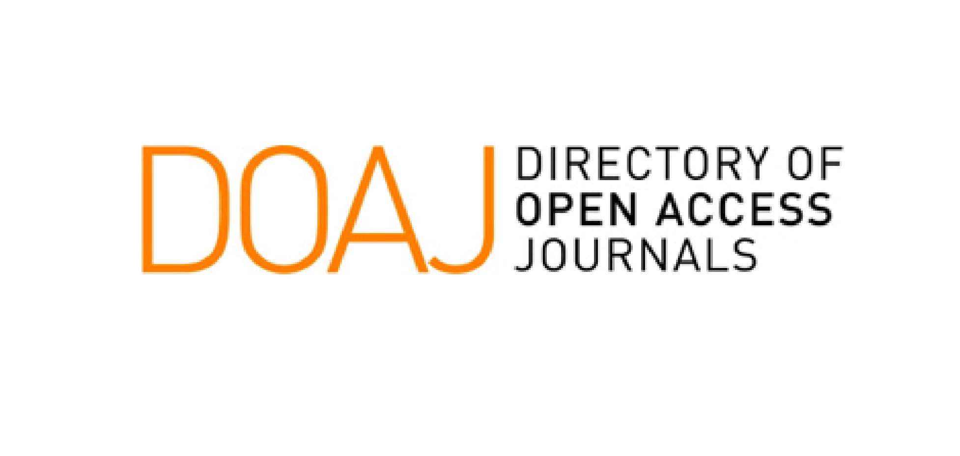 El BSAA arte ha sido incluido en DOAJ