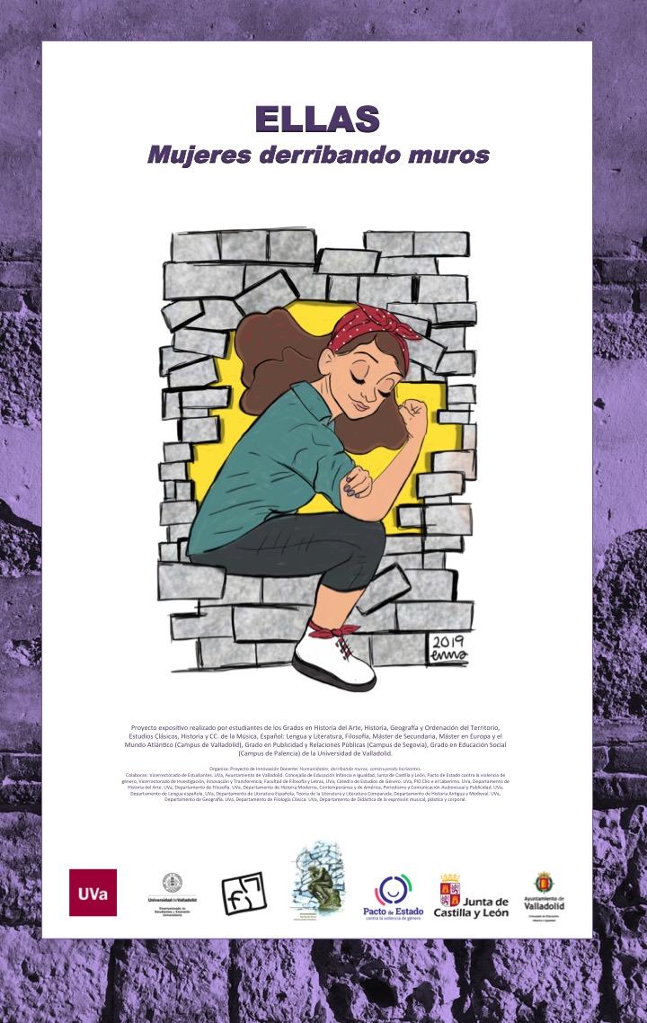 ELLAS. Mujeres derribando muros.