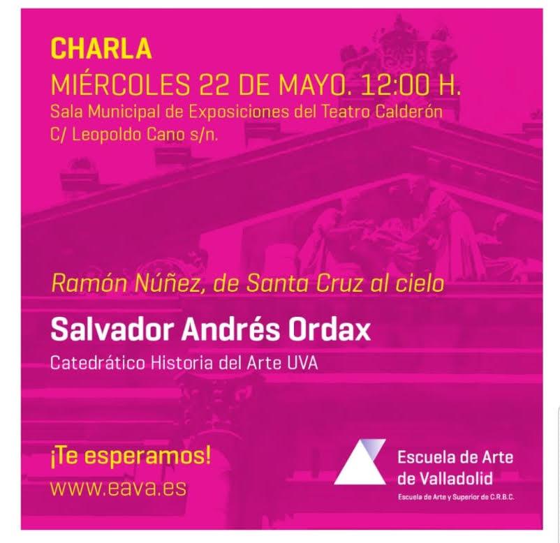 Conferencia Ramón Núñez, de Santa Cruz al cielo